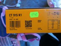 Kit distribuție cu pompa apa Renault clio 1.2