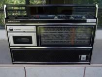 Radio GRUNDIG C6000 casetofon mono,vintage 1974 Germany
