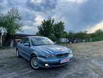 Jaguar X-Type*2.2 diesel*import Germania*climă*piele*af.2007