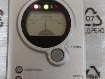 Marshall GUITAR & BASS TUNER MT-1