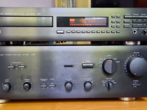 Linie Yamaha AX-550+CD Yamaha CDX-550E Cu Telecomanda
