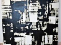 Pictura pe panza artist Victor Bratu - arta contemporana