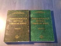 Teoria si practica dreptului comercial roman 2 vol Ion Turcu