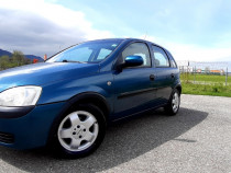 Opel corsa c 1.2 clima//inscrisa ro//acte la.zi//euro 4