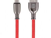 Cablu Date USB Type C Fast Charge 3A 1m Forever Core Tornado