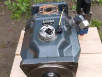 Pompa hidraulica cu pistoane axiale cu debit variabil