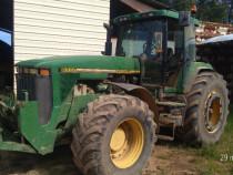 Tractor John Deere 8200, an 1997, tractiune 4x4, import 2021