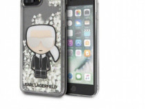 Husa Karl Lagerfeld iPhone 7 Plus / 8 Plus - KLHCI8LGLGIRKL