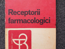 Receptorii farmacologici - pop, cuparencu, barzu