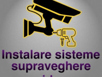 Instalare sisteme de supraveghere video in Roman