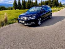 Volkswagen Passat, 2012, 170cp Trapa/LED/Panorama