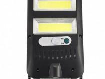 Lampa solara, 36 SMD, Panou solar, Senzor de miscare c558