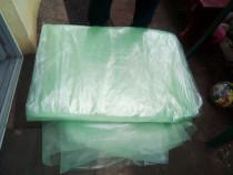 3 folii de plastic (ciolofan) nou
