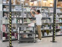 Lucrator comercial - depozit medicamente