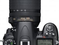 Aparat foto DSLR Nikon D7000, 16.2MP + Obiectiv Foto 70-200m