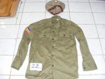 Ținută militară, gărzi patriotice R.S.R. (cod 22)