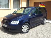 Volkswagen Touran 1,9 TDI