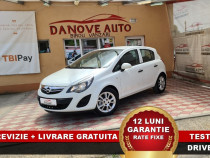 Opel Corsa Revizie + Livrare GRATUITE, Garantie 12 Luni
