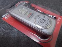 Miniradio fmdigital,castistereo,lanterna,nou,intipla,ramburs