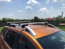 Bare pavilion transversale Dacia duster universale