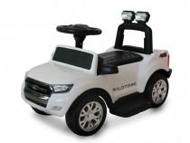 Masinuta electrica pentru copii Ford Ranger 25W 6V #Alb