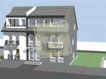 Casa 145 mp utili cu 4 camere 3 bai pe Calea Cisnadiei