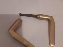 Clanta aurită aluminiu ieftin