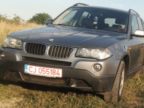 BMW X3 E83 - X-Drive EURO 5, 177 CP, Full options
