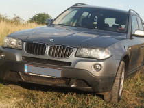 BMW X3 EURO 5 Full 177 CP 156000 km. certif. RAR 01Aug.2021
