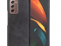 Samsung Z FOLD 2 / Z FLIP - Husa Ultra Slim Din Plastic Imit