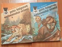 Prin taigaua Extremului Orient de V. K. Arseniev (2 vol.)