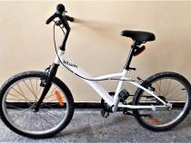 "Bicicleta polivalenta B'TWIN Single One 20"""