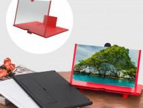 Ecran lupa cu efect 3D pentru telefoanele mobile