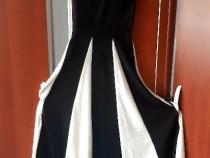Rochie lunga din lurex