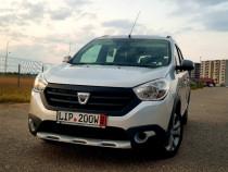 Dacia Lodgy STEPWAY 06.2015 1.5 Diesel 7 LOCURI