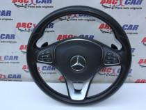 Volan din piele Mercedes A-Class W176 A0014609503