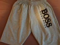 Pantaloni scurti/sort din bumbac Hugo Boss