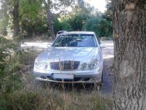 Mercedes E Class (Elegance) E200 CDI - W211
