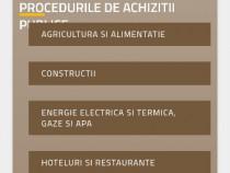 Consultanta SICAP- achiziții publice
