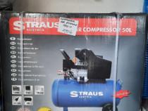 Compresor Aer Straus Austria 50L 1500W