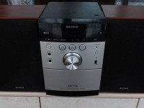 Combina SONY CMT-EH25,radio,cd mp3,USB,casetofon,telecomanda
