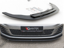 Prelungire splitter bara fata VW Golf 7 Gti 2013-2016 v24