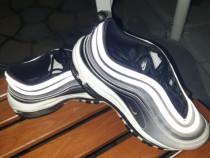 Nike Air Max 97 Black/Black-Reflect Silver-White