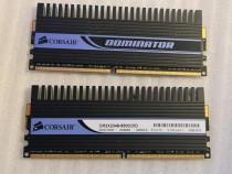 Memorie RAM desktop Corsair (2 x 2GB) 4GB DDR2 1066 PC2-8500