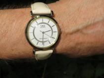 Q&Q Quartz ceas unisex , mecanism Japonez asamblat de Seiko