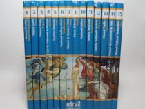 Biblioteca de arta - Marile muzee ale lumii (14 vol din 15)