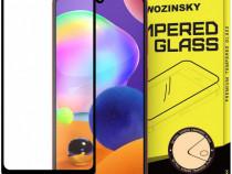 Folie Sticla Tempered Glass Samsung Galaxy A31 2.5D Full Glu