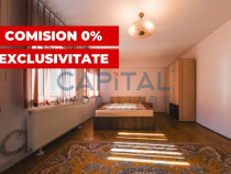 Apartament cu 3 camere semidecomandate, Ultracentral COMISIO