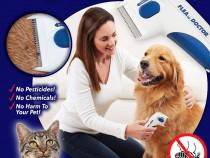 Pieptene de pureci, pentru câini si pisici - Flea Doctor