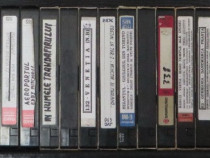 Casete video (VHS) 33 buc.